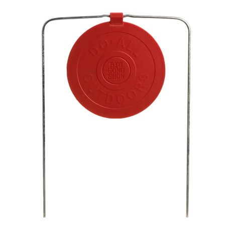 Do-All Outdoors Impact Seal Target - The Big Gong Show
