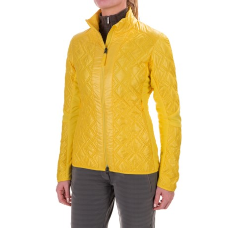 Mountain Force Insulation Jacket (For Women)