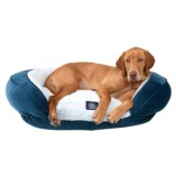 """Serta Oval Couch Dog Bed - 36x27"""""""