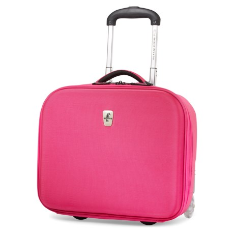 Atlantic Debut Hardside Rolling Tote Suitcase - Carry On, 28L