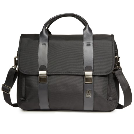 Travelpro Crew Executive Choice Checkpoint-Friendly Messenger Briefcase
