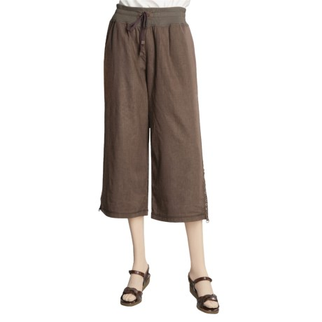 Two Star Dog Gabrielle Pants - Hemp-TENCEL® (For Women)