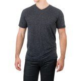 Free Country Heather V-Neck T-Shirt - Short Sleeve (For Men)