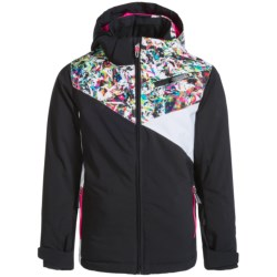 Spyder Project Ski Jacket - Waterproof, Insulated (For Big Girls)