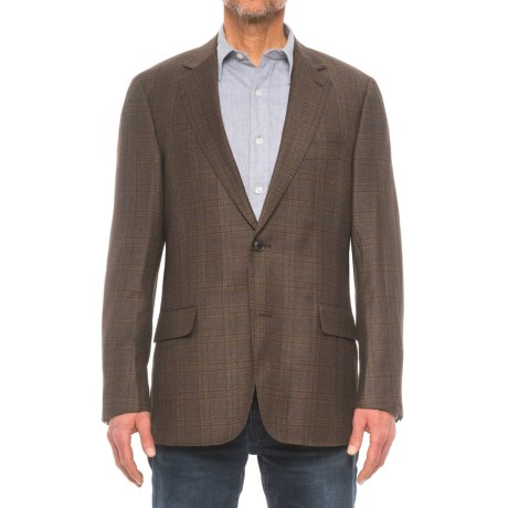 Kroon Taylor Sport Coat with Lower Flap Pockets - Wool Blend (For Men)