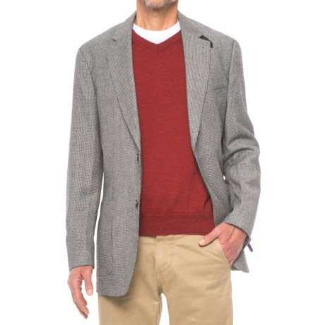 Kroon Edge Sport Coat - Wool Blend, Elbow Patches (For Men)