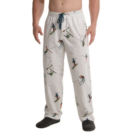 Aegean Apparel Flannel Lounge Pants (For Men)