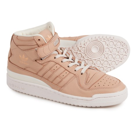 adidas Originals Forum Mid Refined Shoes - Leather (For Men)