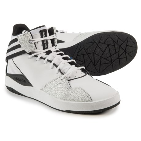adidas Crestwood Mid-Top Shoes - Leather (For Men)