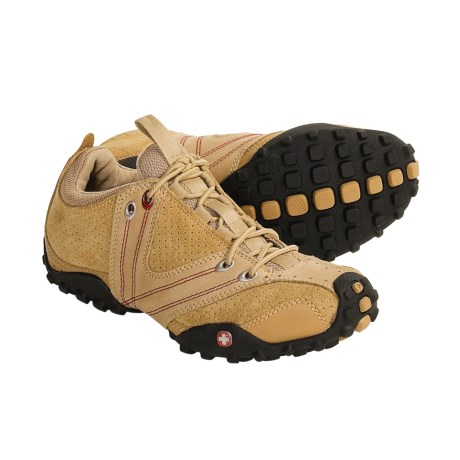 Wenger Monch 2 Trail Shoes - Leather (For Women)