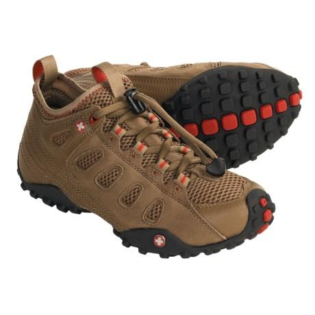 Wenger Interlaken Trail Shoes (For Women)