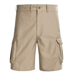 Filson Fishing Shorts - Cotton Cover Cloth (For Men)