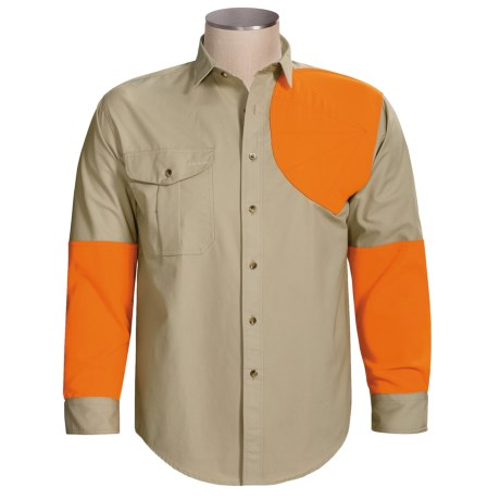 Filson Super Shooting Shirt - Left Handed, Long Sleeve (For Men)