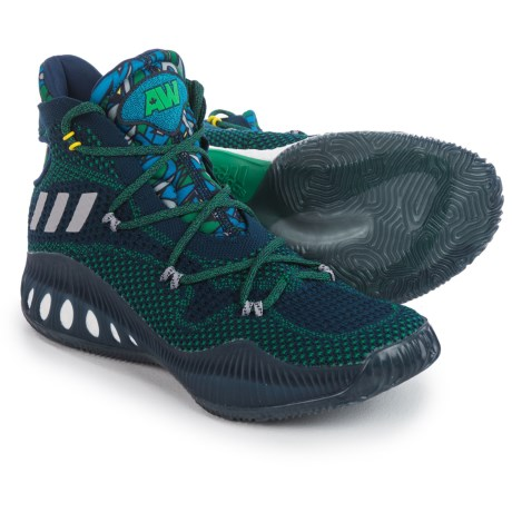 adidas Crazy Explosive Primeknit Basketball Shoes (For Men)