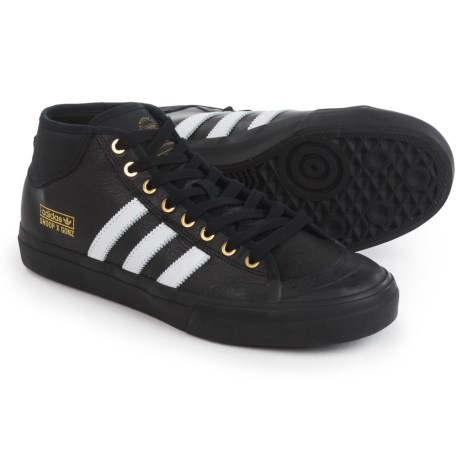 adidas Snoop X Gonz Matchcourt Mid Shoes - Leather (For Men)