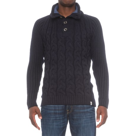 J.G. Glover & CO. Peregrine by J.G. Glover Hamble Sweater - Merino Wool (For Men)