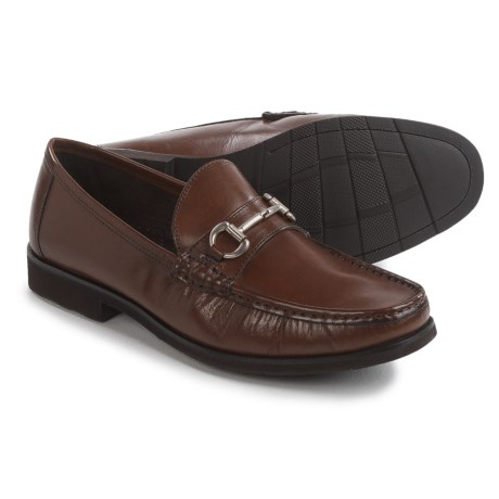 Florsheim Tuscany Bit Loafers - Leather (For Men)
