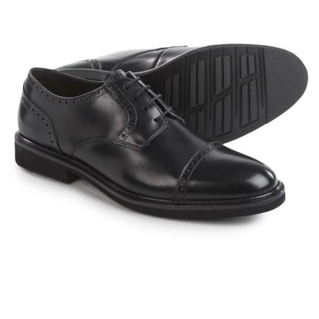Florsheim Cleveland Oxford Shoes - Leather, Cap Toe (For Men)