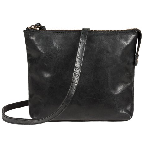 Will Leather Goods Convertible Pouch Purse - Leather