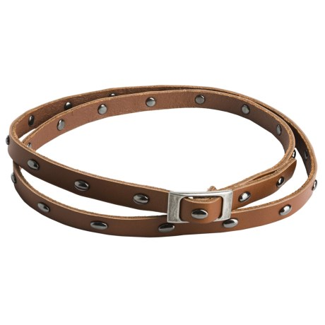 Toad&Co Studded Belt - Leather (For Women)