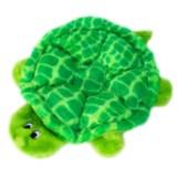 ZippyPaws Squeakie Crawler Slowpoke the Turtle Dog Toy