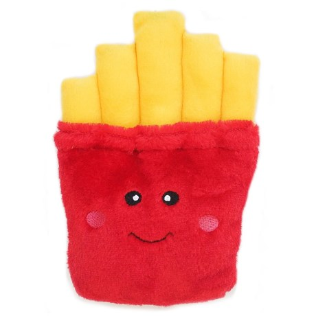 ZippyPaws NomNomz Fries Dog Toy- Squeaker