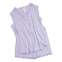 Paddi Murphy Softies Short Pajamas - Georgette, Sleeveless (For Women)