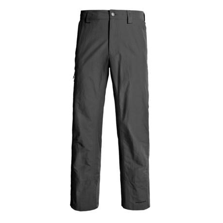 Columbia Sportswear Powers Vertical II Pants - Titanium, UPF 50 (For Men)