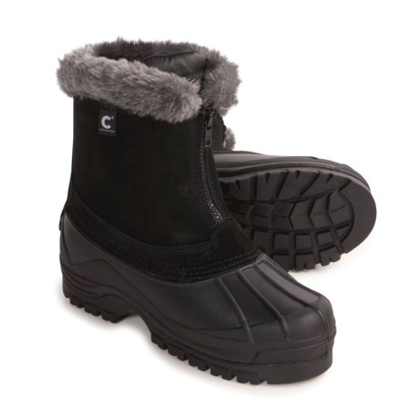 Itasca ComforTemp® Suede Boots - Insulated, Water Resistant (For Women)