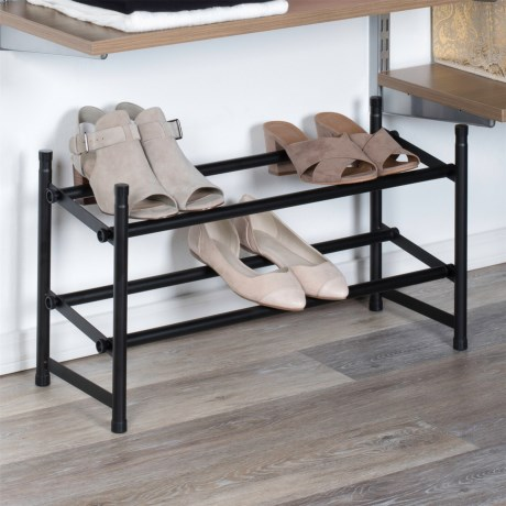 Richards Homewares Extendable Shoe Rack