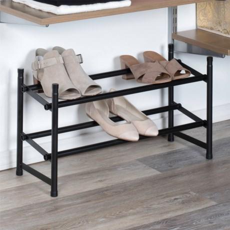 Richards Homewares Extendable Shoe Rack