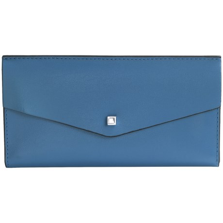Lodis Blair Collection Amanda Continental Clutch (For Women)