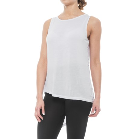 prAna Twisted High-Low Tank Top (For Women)