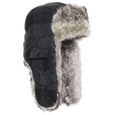 Woolrich Wool Arctic Trooper Hat (For Men)