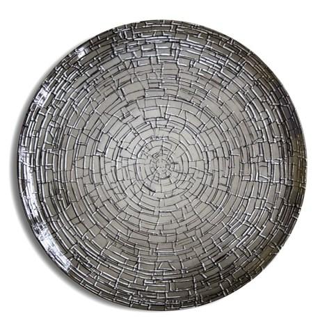 Bambeco Milano Porcelain Round Serving Platter
