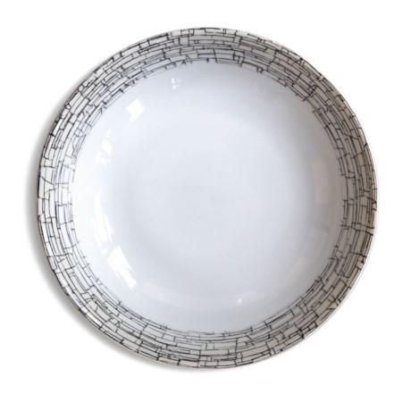 Bambeco Milano Porcelain Dinner Plate