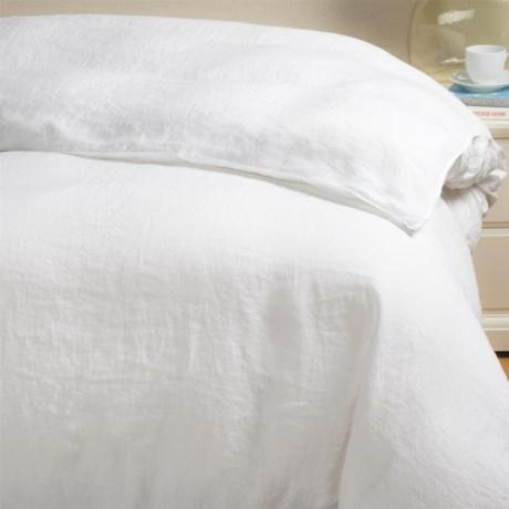 Bambeco Pure Linen Duvet Cover - King