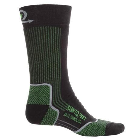 Farm to Feet Damascus Hiking Socks - Merino Wool, Crew (For Men)