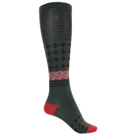 Farm to Feet Waynesboro Socks - Merino Wool, Over the Calf (For Women)