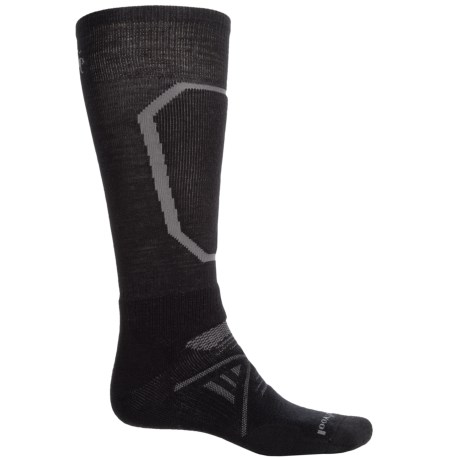 SmartWool PhD Ski Medium Socks - Merino Wool, Over the Calf (For Men)