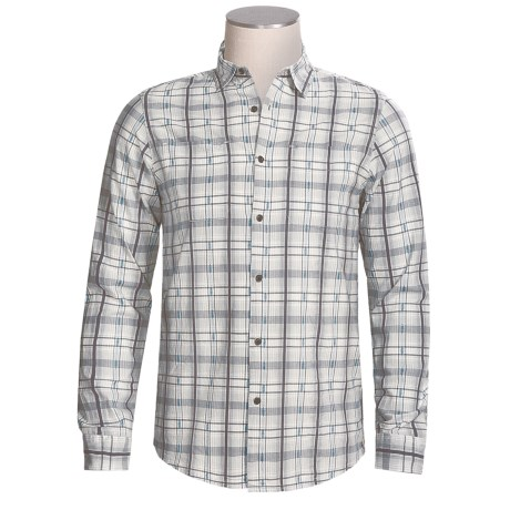 Gramicci Buffalo Bob Plaid Shirt - Long Sleeve (For Men)