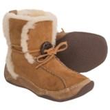 Sorel Pakua Winter Shoes - Shearling (For Women)