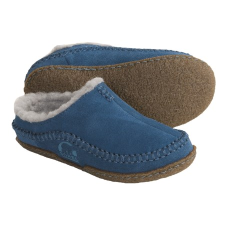 Sorel Falcon Ridge Shoes - Insulated Slip-Ons (For Youth)
