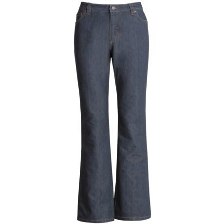 Royal Robbins Nox Jeans - Bootcut, UPF 40+ (For Women)