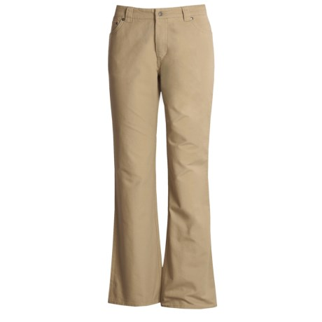 Royal Robbins Heavenly Canvas Jeans - Bootcut (For Women)