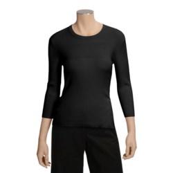 Katherine Barclay TENCEL®-Rich Shirt - 3/4 Sleeve (For Women)