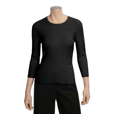 Katherine Barclay TENCEL®-Rich Shirt - 3/4 Sleeve (For Women)