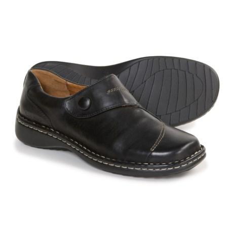 Josef Seibel Pamela Shoes - Leather Slip-Ons (For Women)