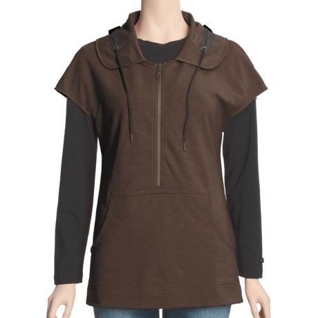 Royal Robbins French Terry Pullover (For Women)