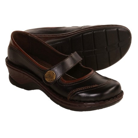 Josef Seibel Cora Mary Jane Shoes - Leather (For Women)